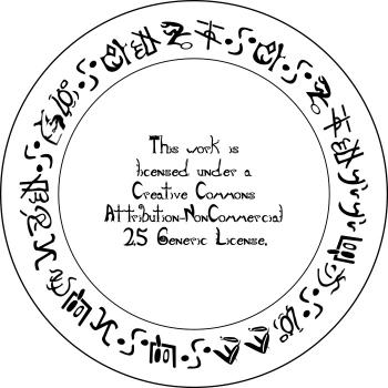 creative commons rune circle